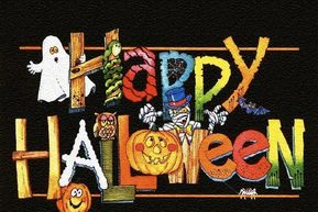 LET'S CELEBRATE HALLOWEEN!!